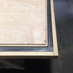 rolling zinc clad door3