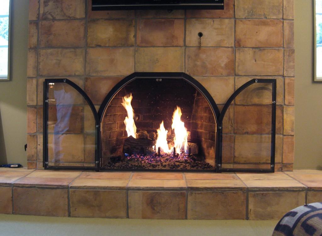 fireplace doors2